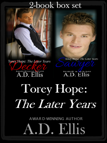 Torey Hope: The Later Years Box Set  by  A.D.  Ellis