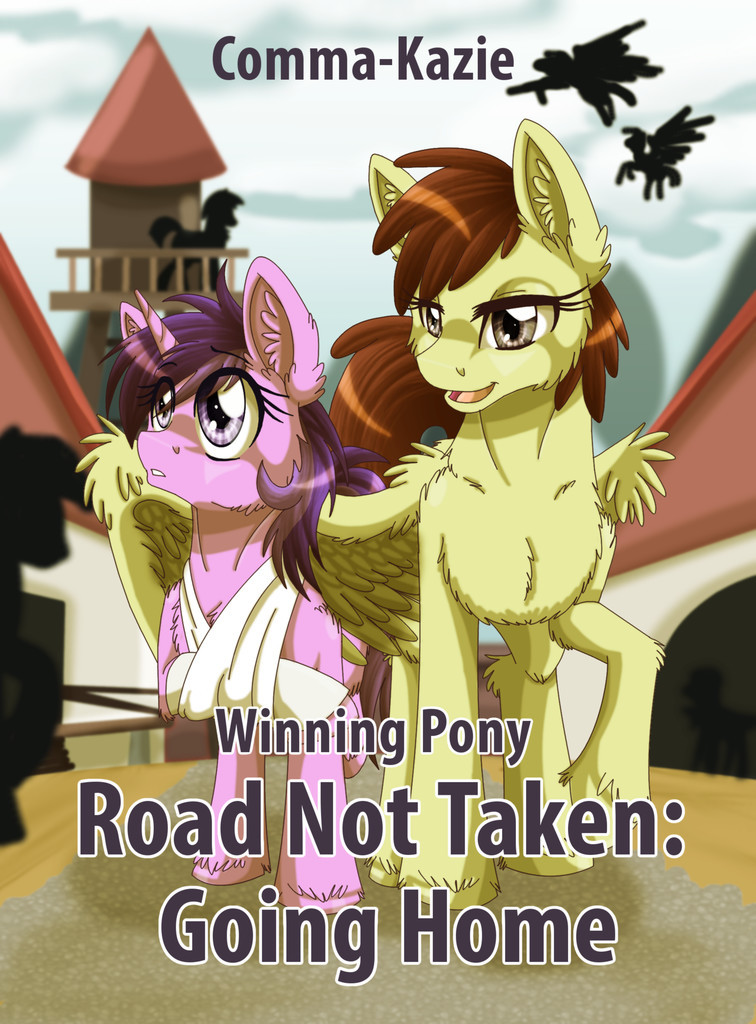 Road Not Taken: Going Home Comma-Kazie