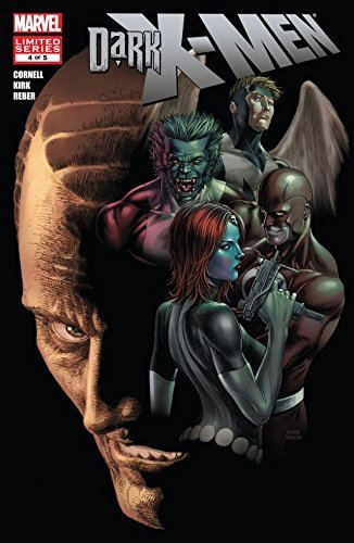 Dark X-Men (2009) #4 (of 5)  by  Paul Cornell