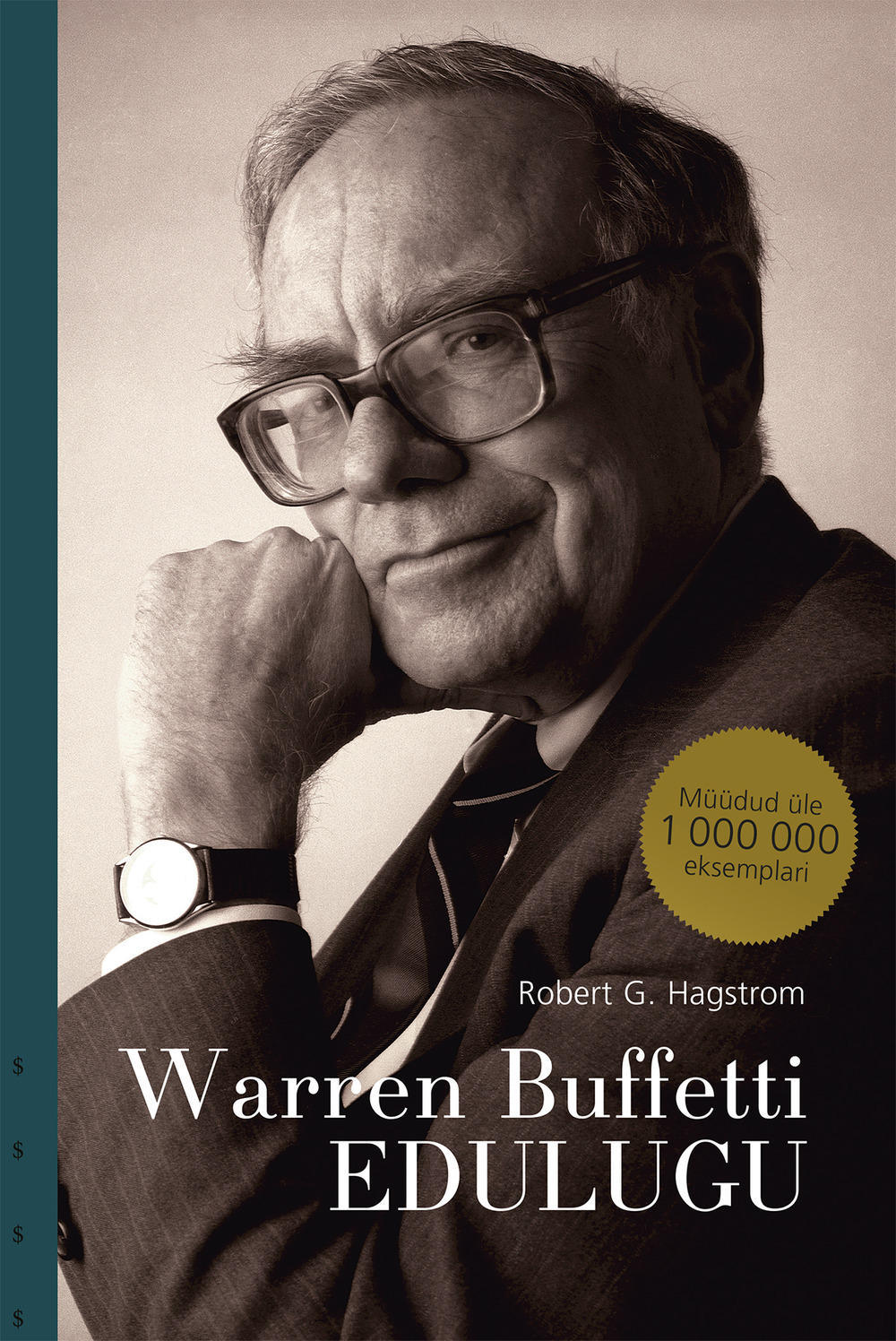 Warren Buffetti edulugu  by  Robert G. Hagstrom