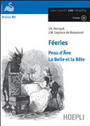 Féeries. Peau dAne-La Belle et la Bête  by  Charles Perrault