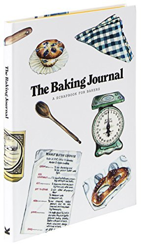 The Baking Journal: A Scrapbook for Bakers Magma Books