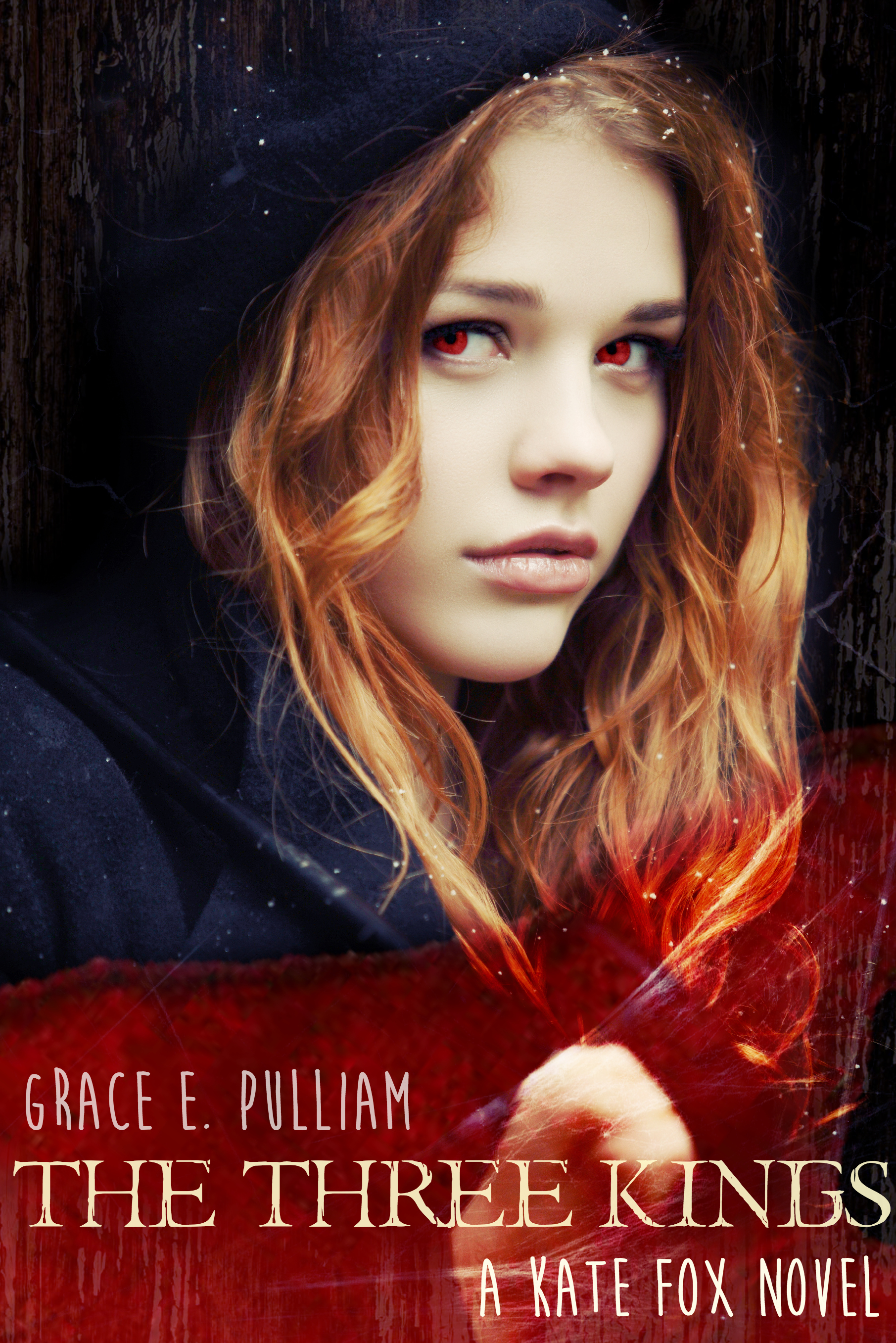 The Three Kings (Kate Fox #1) Grace E. Pulliam