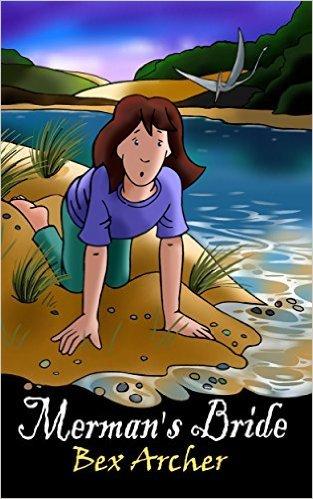 Mermans Bride (Daisy Dunbar, Dragons Daughter #4)  by  Bex Archer