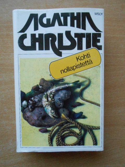 Kohti nollapistettä / Teetä kolmelle  by  Agatha Christie