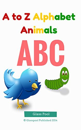 Childrens Book : A to Z alphabet animals  by  Glass Pool