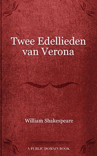 Twee Edellieden van Verona William Shakespeare