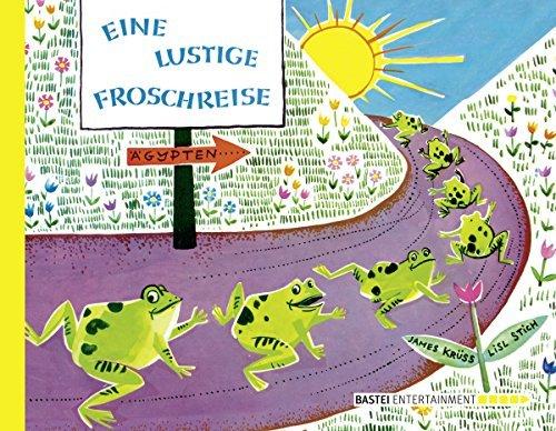 Eine lustige Froschreise James Krüss
