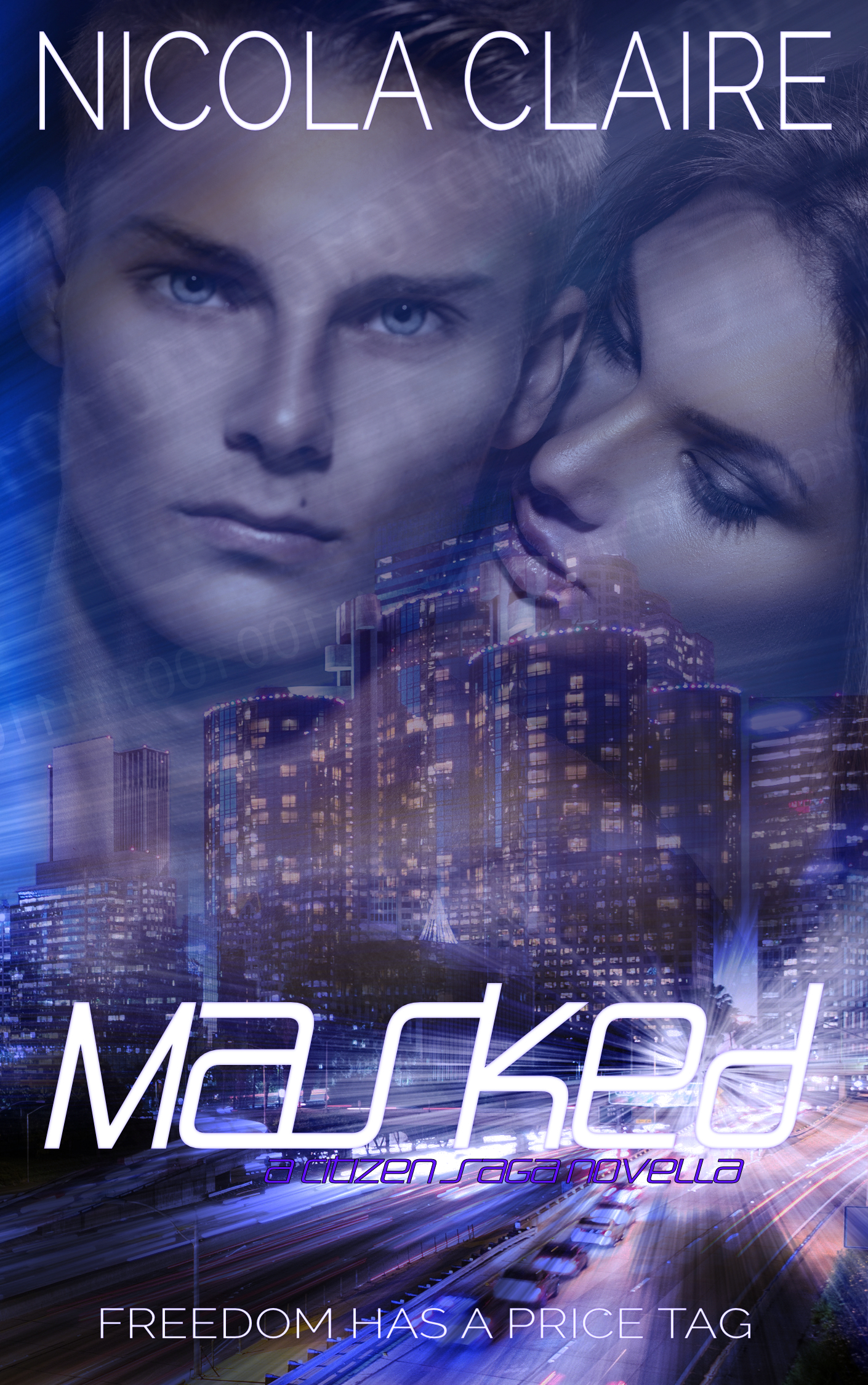 Masked (Citizen Saga, #4) Nicola Claire