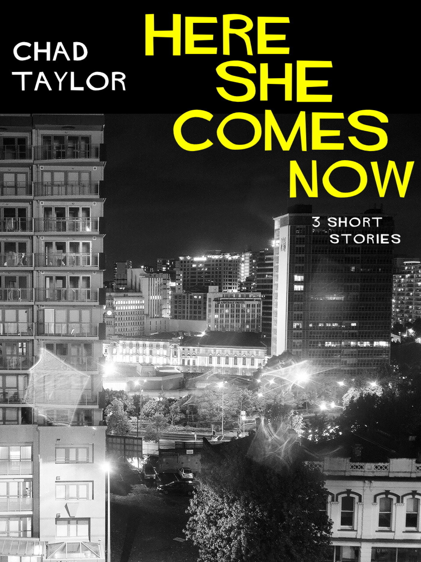 Here She Comes Now  by  Chad       Taylor