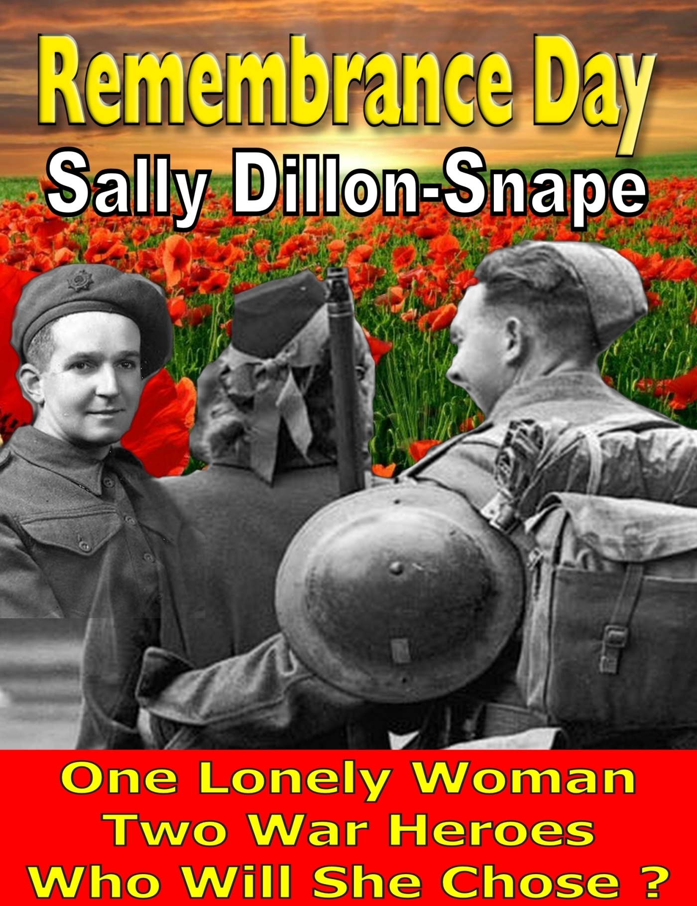 Remembrance Day Sally Dillon-Snape