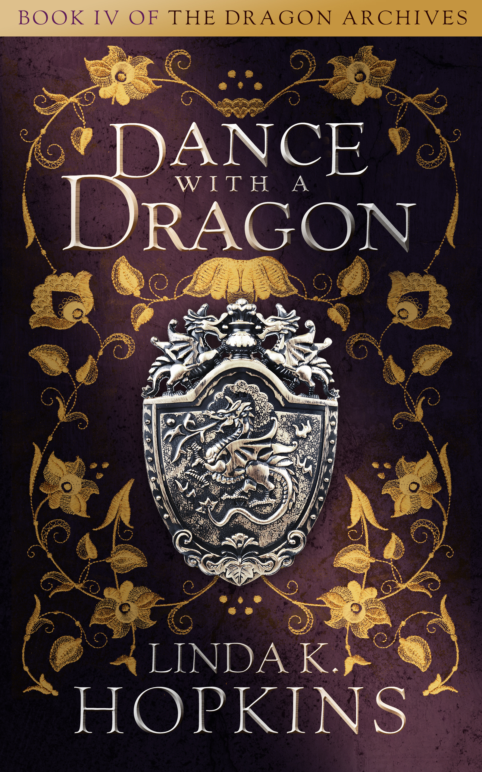 Dance with a Dragon  by  Linda K. Hopkins