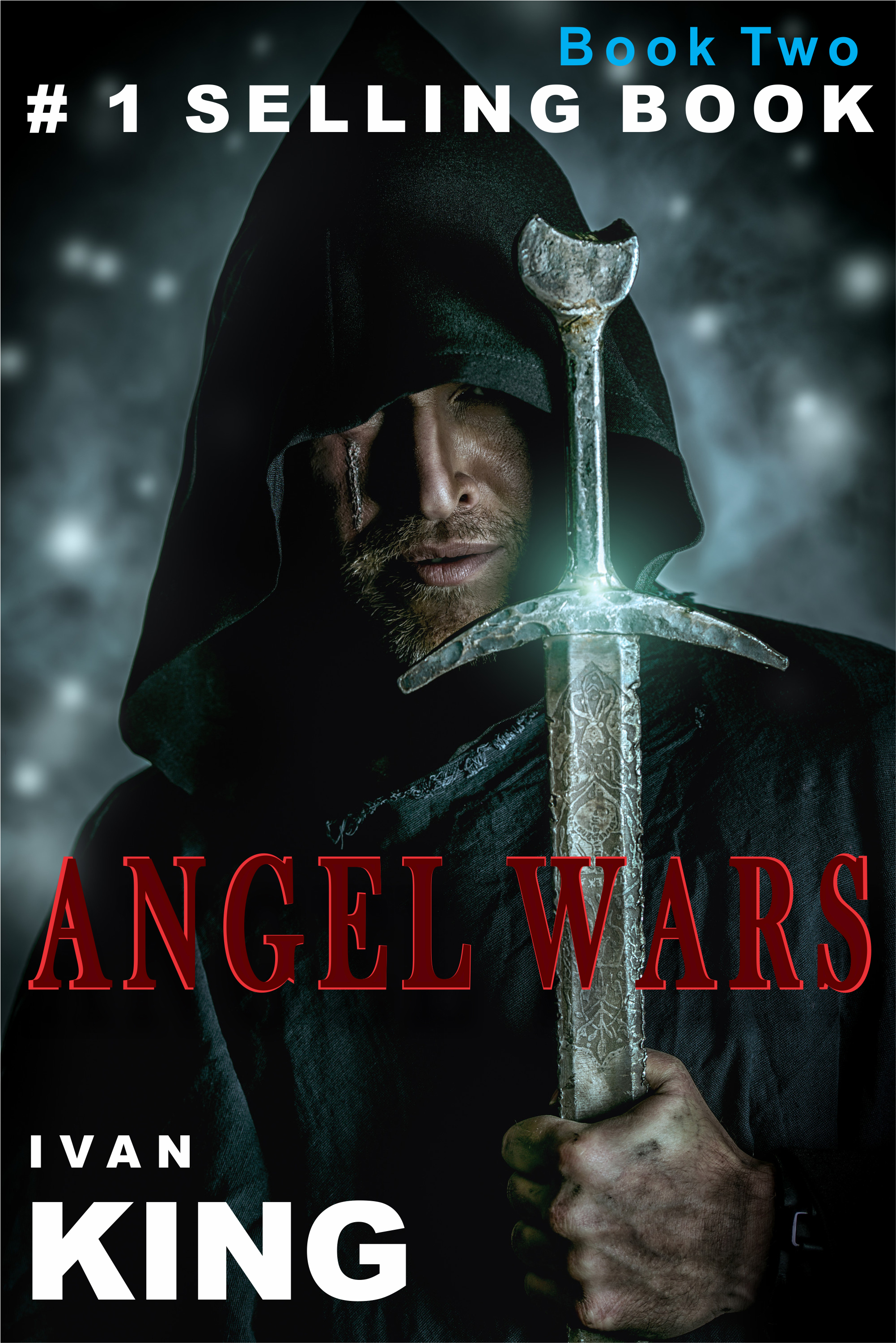 Angel Wars, Book Two  by  Ivan King
