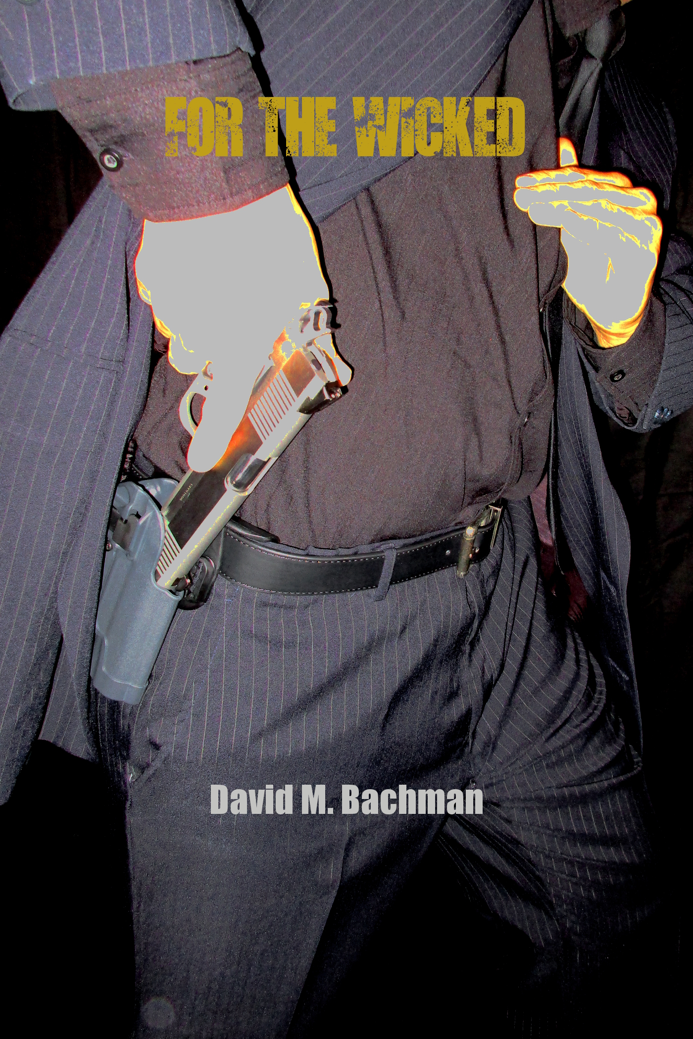 For the Wicked  by  David M. Bachman
