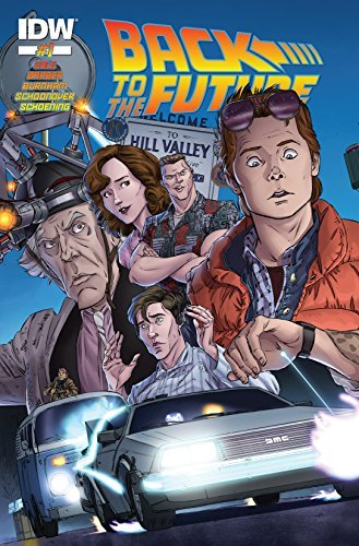 Back to the Future #1 (of 4) Bob Gale