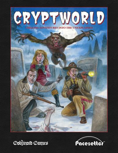 Cryptworld  by  Daniel Proctor