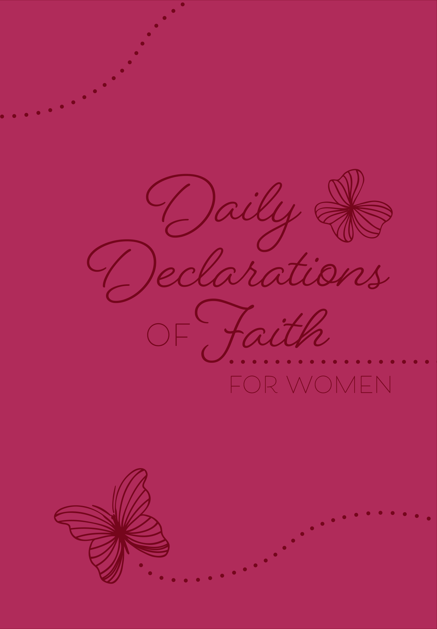 Daily Declarations of Faith: For Women  by  Joan Hunter