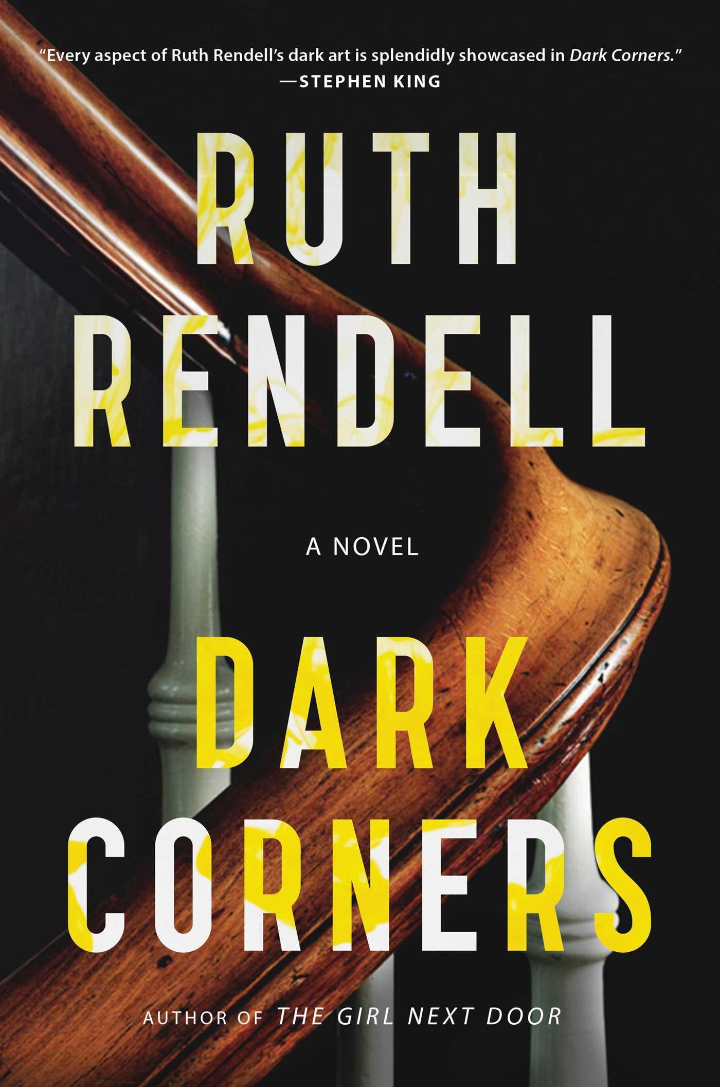 Dark Corners: A Novel  by  Ruth Rendell