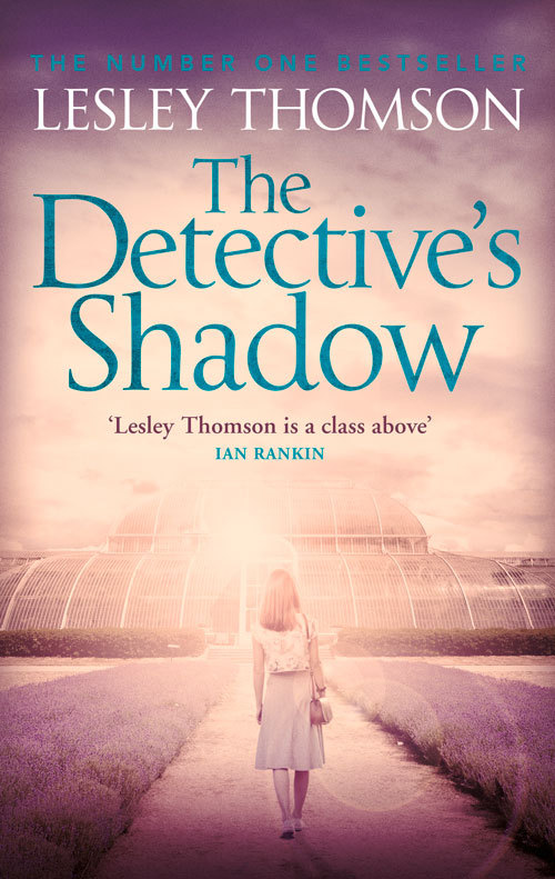 The Detectives Shadow Lesley Thomson