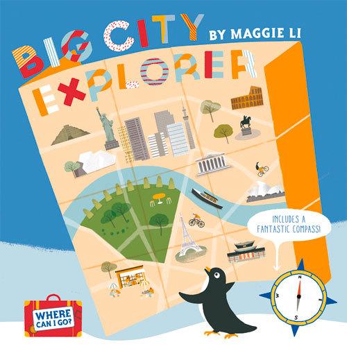 Where Can I Go? Big City Explorer  by  Maggie Li