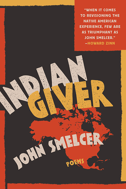 Indian Giver  by  John Smelcer