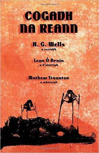 Cogadh na Reann H.G. Wells