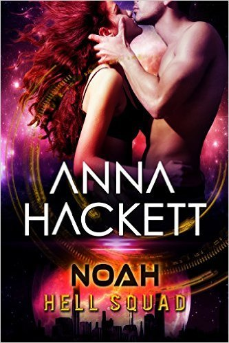 Noah (Hell Squad, #6)  by  Anna Hackett