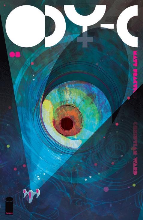 ODY-C #8 Matt Fraction