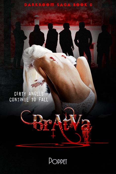 Bratva - Darkroom Saga novel 5  by  Poppet