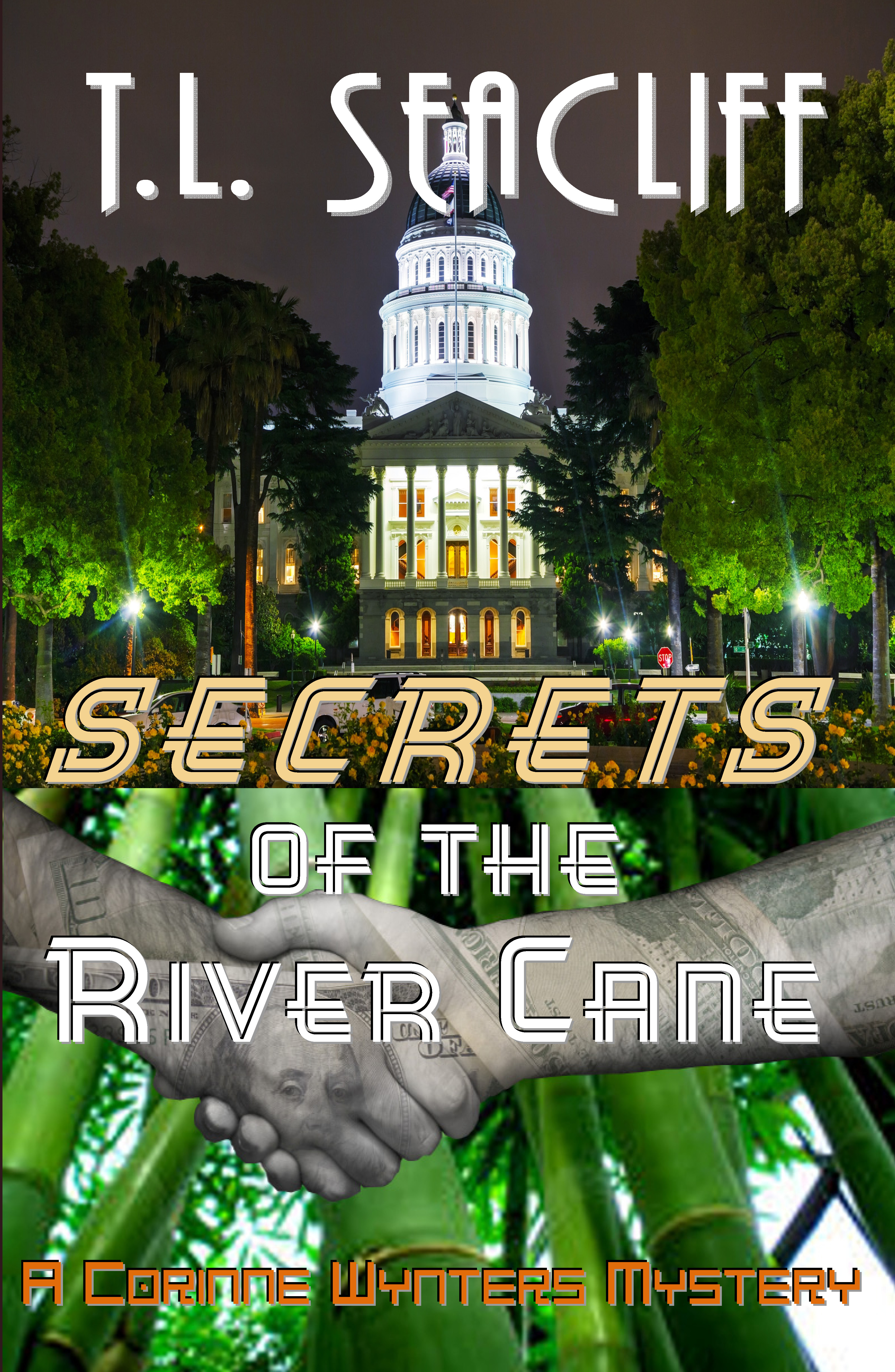 Secrets of the River Cane: A Corinne Wynters Mystery T.L. Seacliff