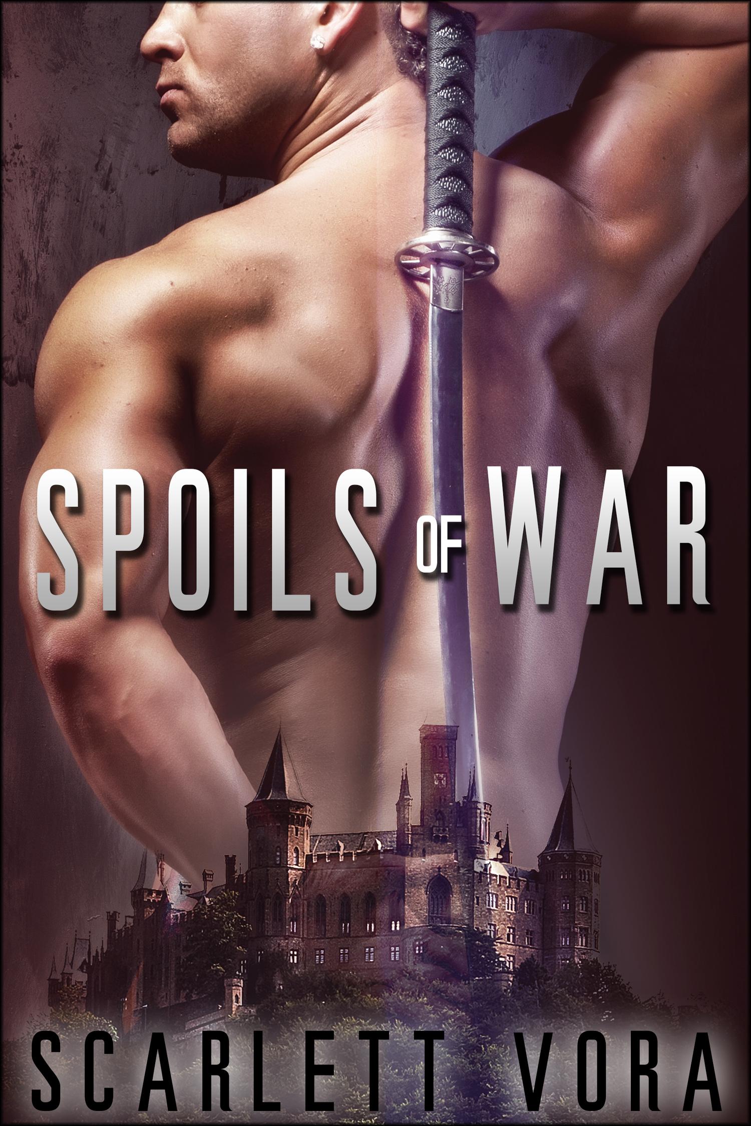 Spoils of War Scarlett Vora