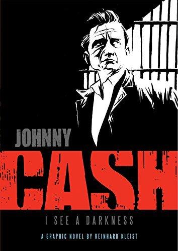 Johnny Cash - I See Darkness  by  Reinhard Kleist