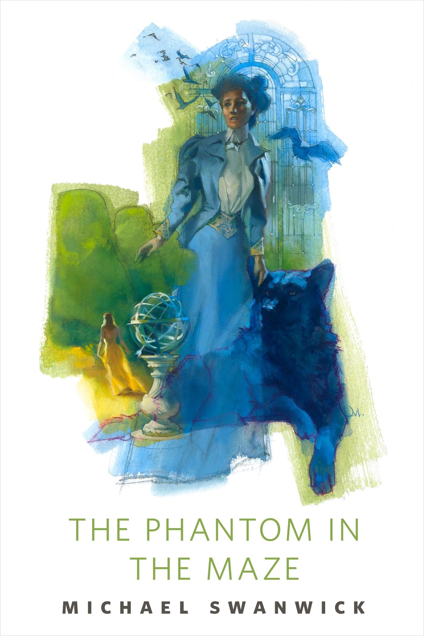 The Phantom in the Maze: A Tor.Com Original  by  Michael Swanwick