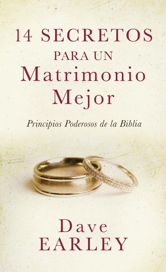 14 Secretos Para Un Matrimonio Mejor  by  Barbour Publishing
