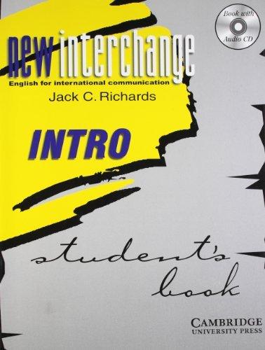 New Interchange: Students Book Richards