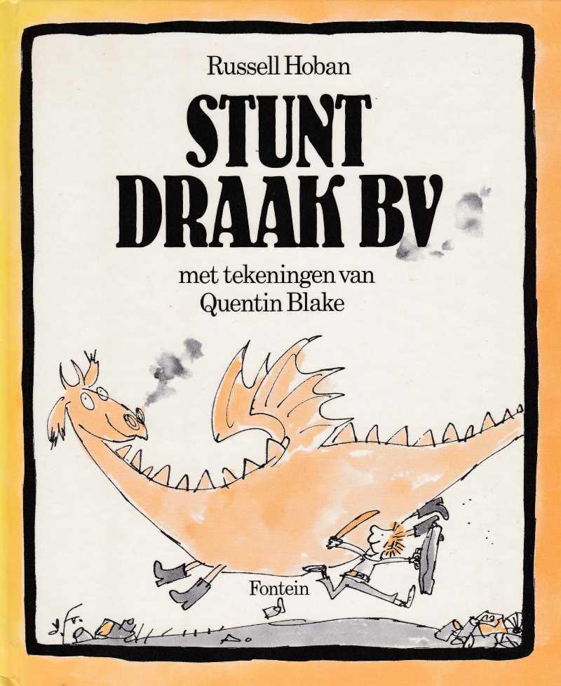 Stunt Draak BV Russell Hoban