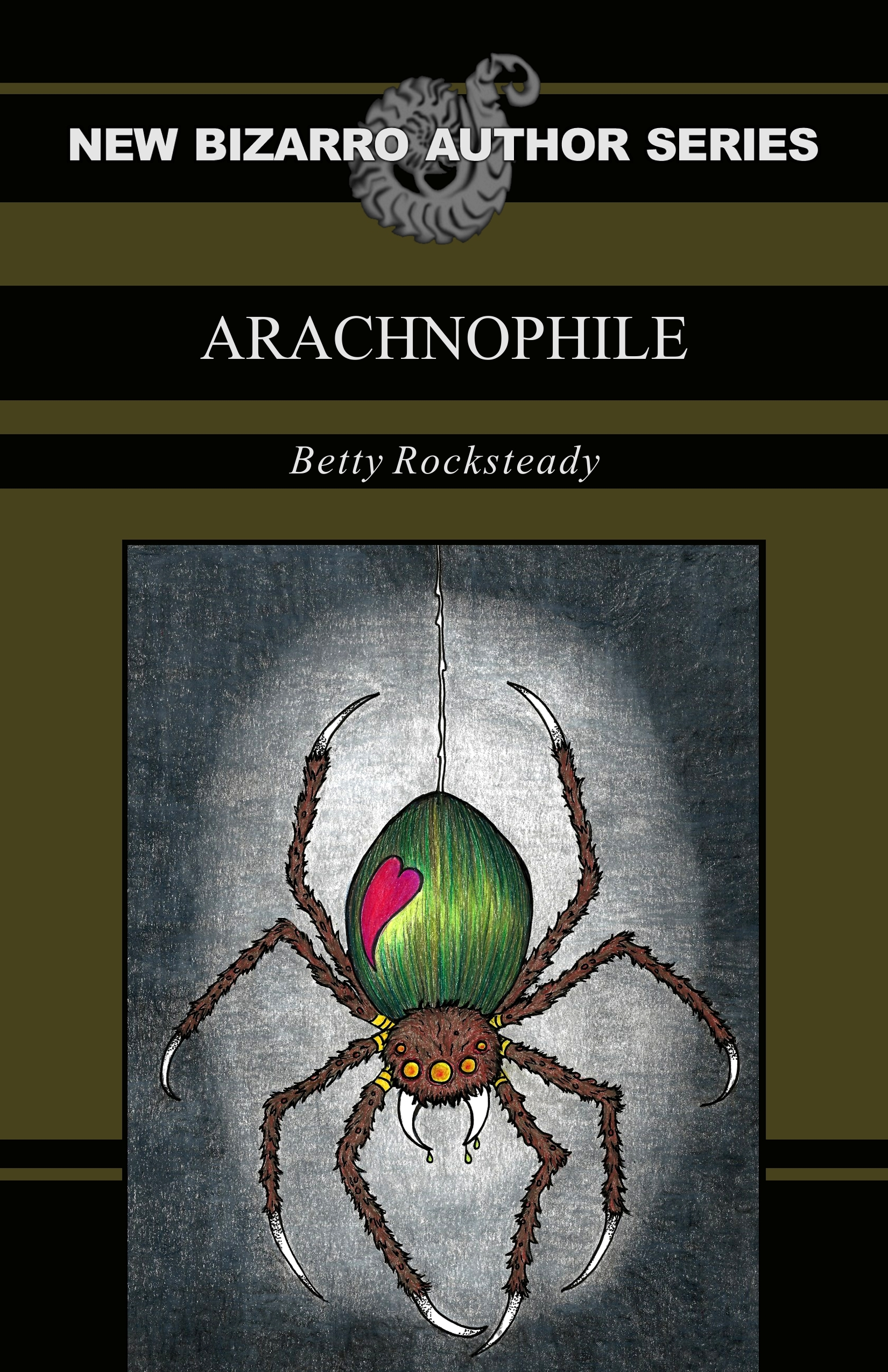 Arachnophile Betty Rocksteady
