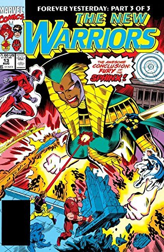 New Warriors (1990-1996) #13 Fabian Nicieza