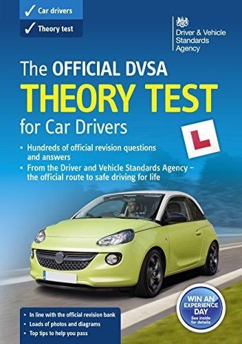 The Official DVSA Theory Test for Car Drivers (17th edition)  by  The Driver and Vehicle Standards Agency The Driver and Vehicle Standards Agency