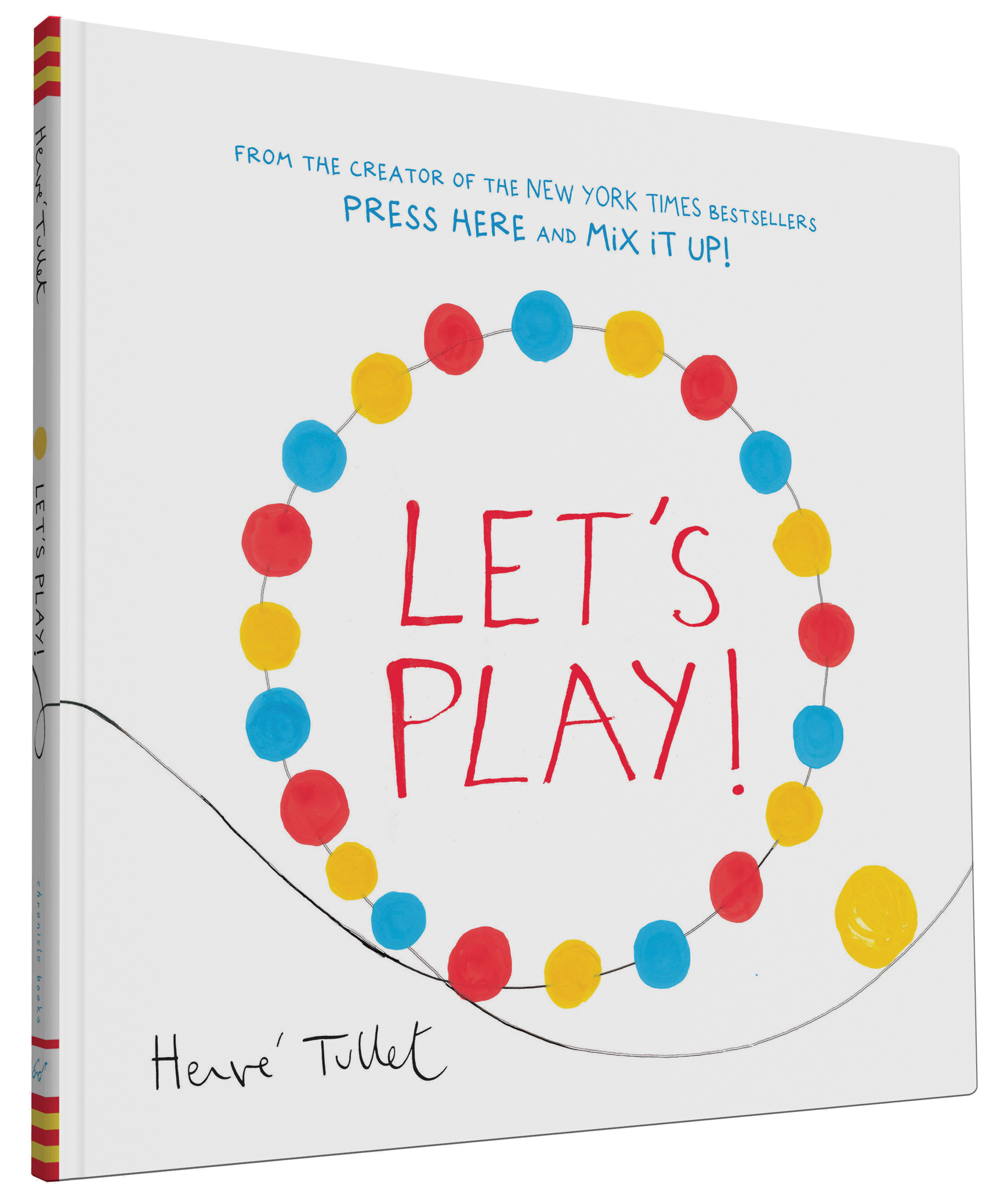 Lets Play  by  Hervé Tullet