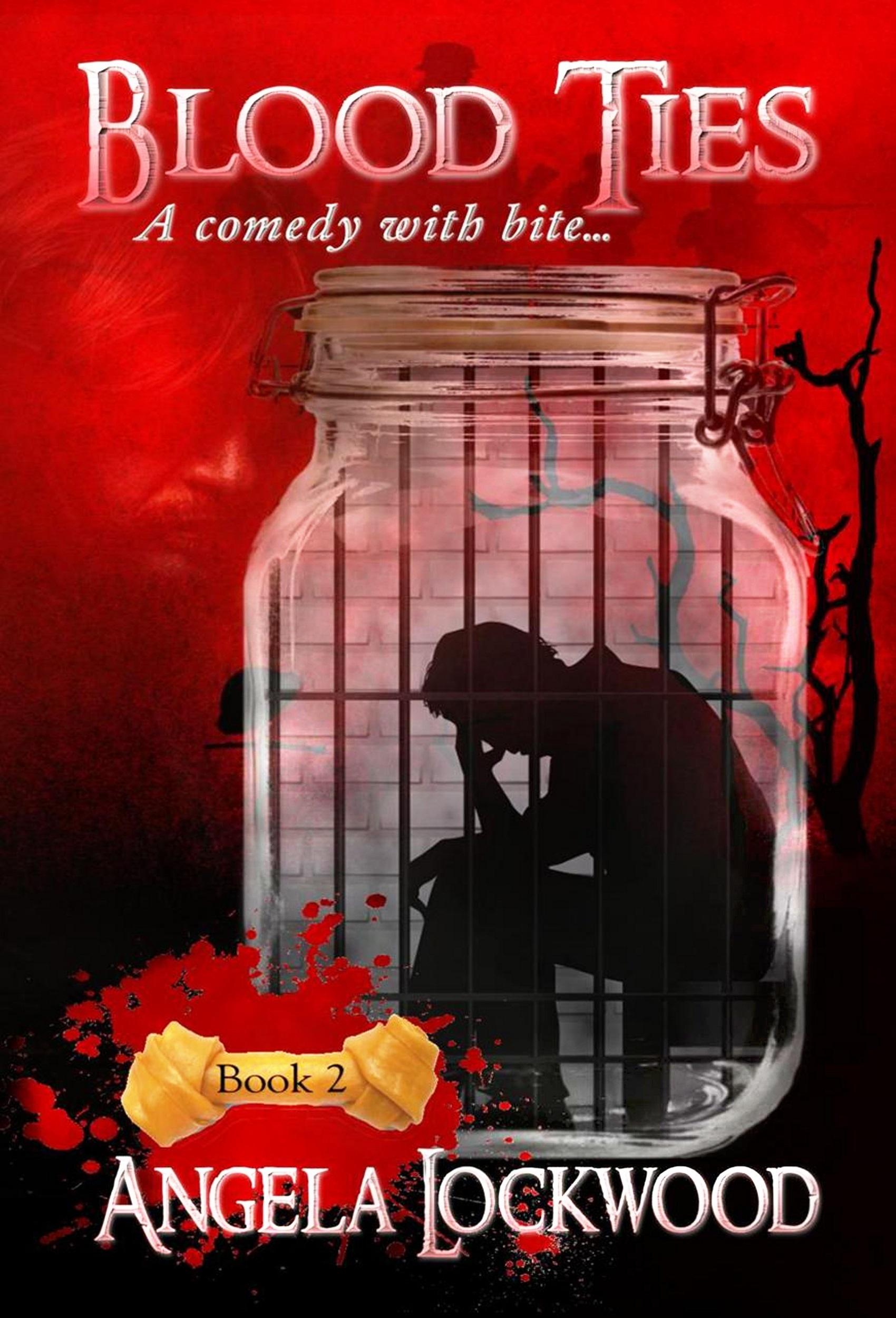 Blood Ties, Language in the Blood Book 2 Angela Lockwood