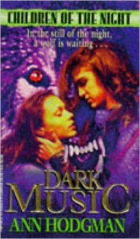 Dark Music  by  Ann Hodgman