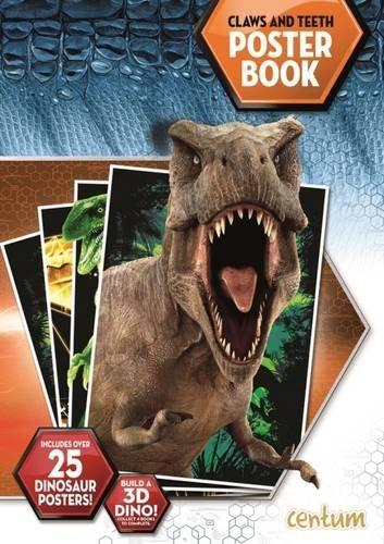 Jurassic World: Poster Book  by  Centum Books Ltd