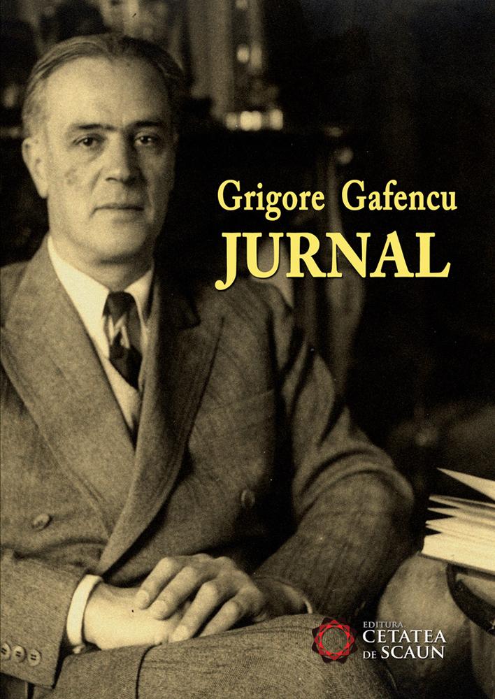 Jurnal Grigore Gafencu