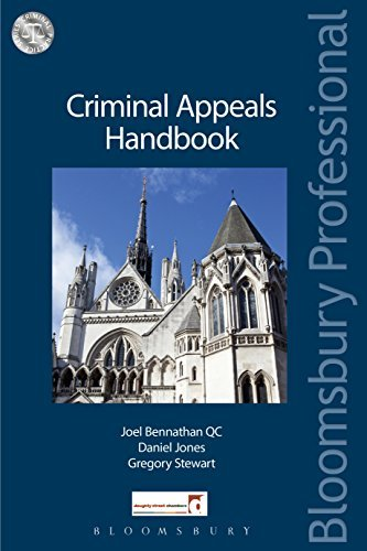 Criminal Appeals Handbook (Criminal Practice Series)  by  Daniel Jones