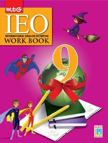 MTG International English Olympiad Work Book Class 9  by  MTG editorial board