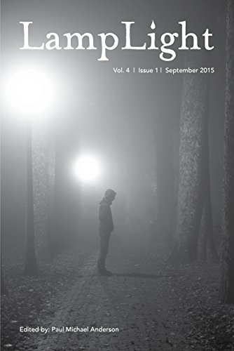 LampLight - Volume 4 Issue 1  by  Tim Waggoner