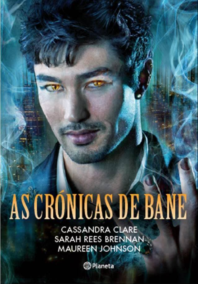 As Crónicas de Bane  by  Cassandra Clare