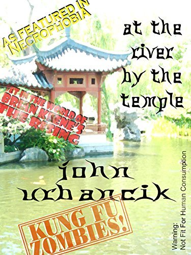 At the River the Temple by John Urbancik