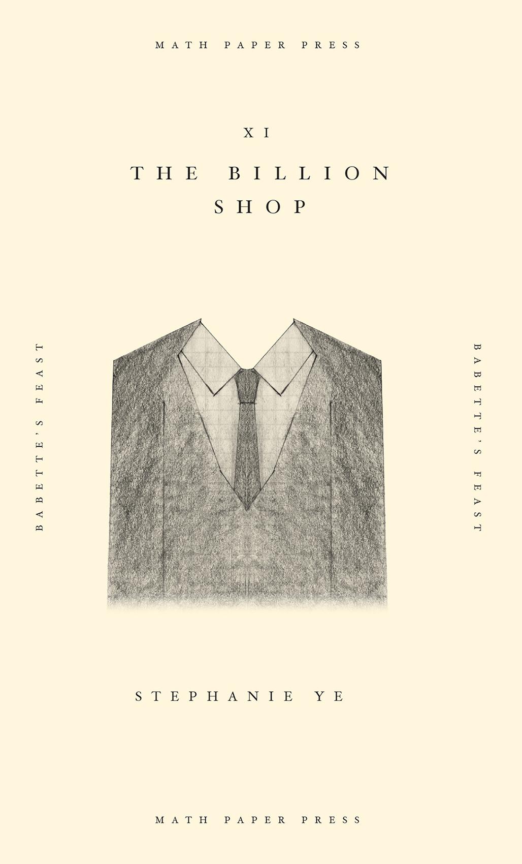 The Billion Shop Stephanie Ye